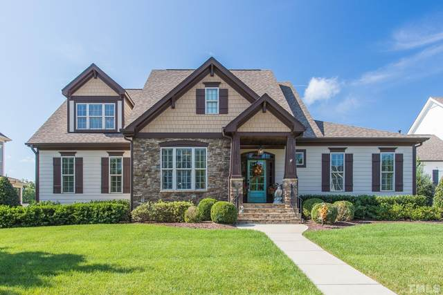 1205 Green Oaks Parkway, Holly Springs, NC 27540 (#2411145) :: The Tammy Register Team