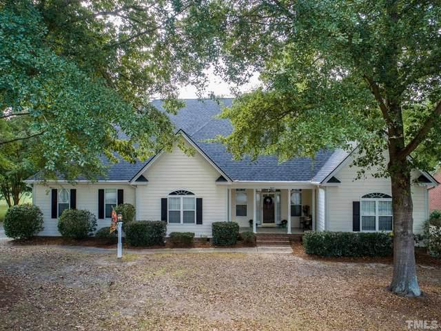 904 Parkridge Drive, Clayton, NC 27527 (#2411291) :: The Blackwell Group