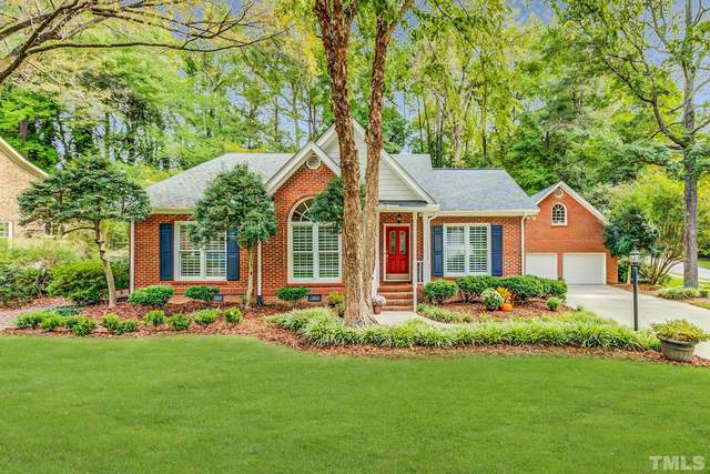 100 Kettering Lane, Cary, NC 27511 (#2411342) :: Marti Hampton Team brokered by eXp Realty