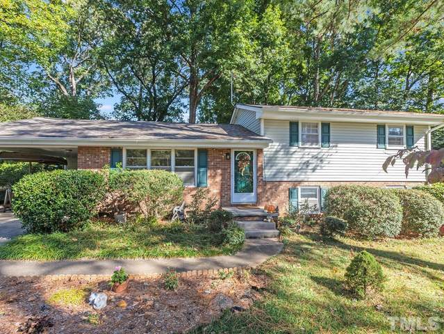 3205 Fairforest Place, Raleigh, NC 27604 (MLS #2411444) :: The Oceanaire Realty