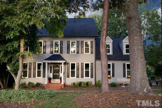 8 Vista Court, Clayton, NC 27527 (#2411597) :: The Blackwell Group