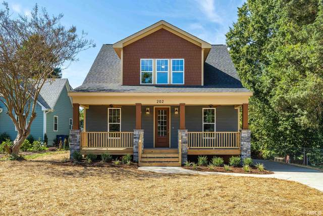 202 Myers Avenue, Raleigh, NC 27604 (#2411665) :: The Tammy Register Team