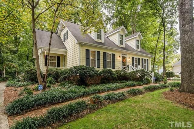 4204 Webster Court, Raleigh, NC 27609 (#2411799) :: Dogwood Properties