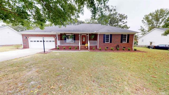 105 Kuwicki Road, Pikeville, NC 27863 (#2411887) :: Triangle Top Choice Realty, LLC