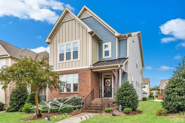 840 Wildflower Ridge Road, Wake Forest, NC 27587 (#2411892) :: Marti Hampton Team brokered by eXp Realty