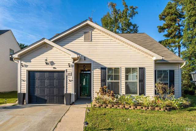 1405 Ujamaa Drive, Raleigh, NC 27610 (#2411968) :: The Tammy Register Team
