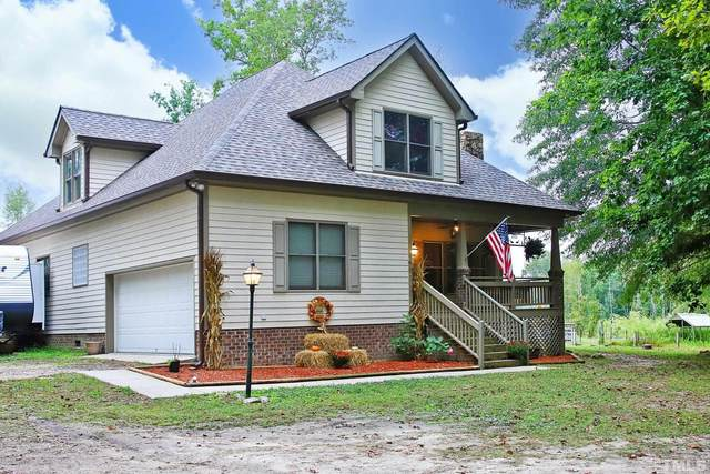 1025 Lake Shore Drive, Wendell, NC 27591 (#2412255) :: The Blackwell Group