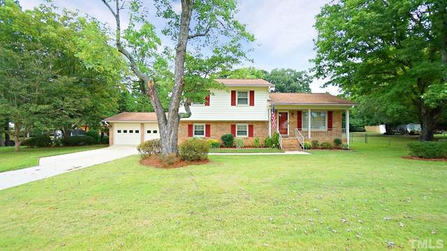 4009 Willow Oak Road, Raleigh, NC 27604 (#2412323) :: Scott Korbin Team