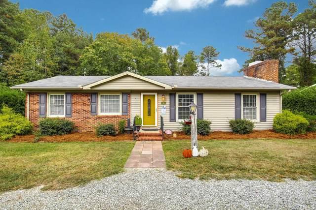 903 E Sanders Street, Four Oaks, NC 27524 (#2412359) :: Log Pond Realty