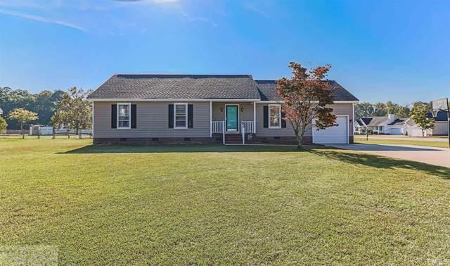 200 Creek Ridge Drive, Goldsboro, NC 27530 (#2412403) :: The Blackwell Group