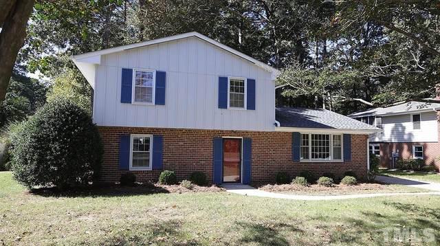 3407 Arrowwood Drive, Raleigh, NC 27604 (MLS #2412523) :: The Oceanaire Realty
