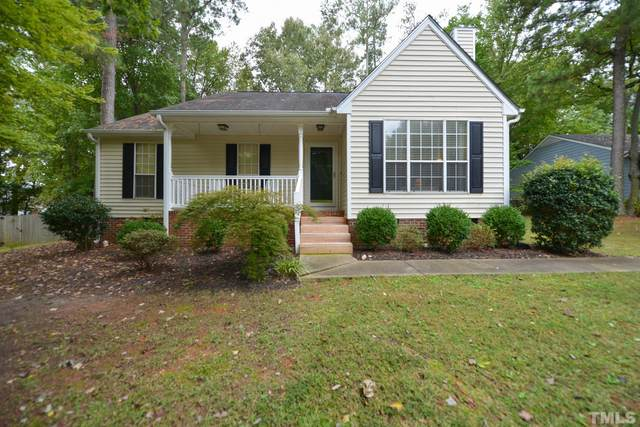 220 Round About Road, Holly Springs, NC 27540 (#2412637) :: The Tammy Register Team