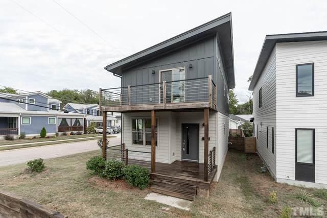1101 S Blount Street, Raleigh, NC 27601 (#2412743) :: Dogwood Properties