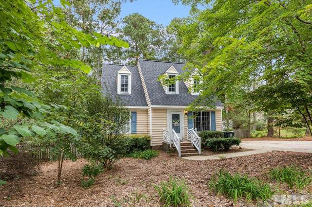 407 Carrington Drive, Knightdale, NC 27545 (#2412781) :: The Tammy Register Team