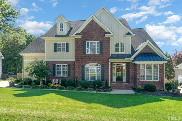132 Mantle Drive, Clayton, NC 27527 (#2412837) :: The Tammy Register Team
