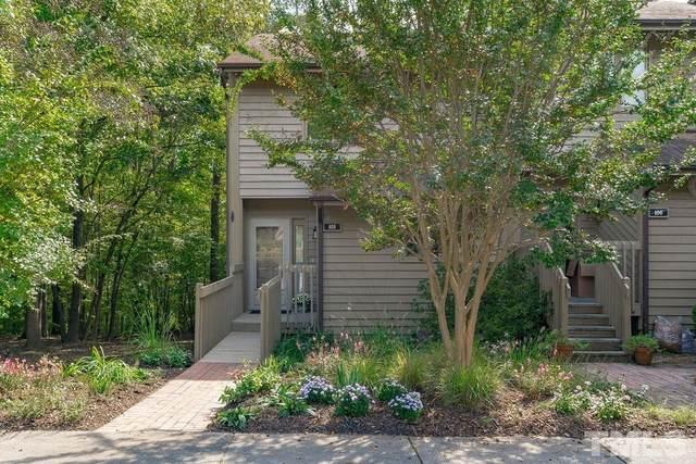 105 Twisted Oak Place, Durham, NC 27705 (#2412884) :: Log Pond Realty