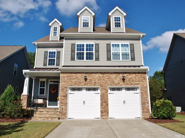 137 Virginia Water Drive, Rolesville, NC 27571 (#2413063) :: The Blackwell Group