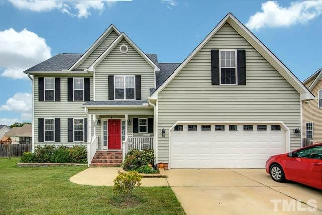 195 Snowberry Drive, Smithfield, NC 27577 (#2413080) :: The Blackwell Group
