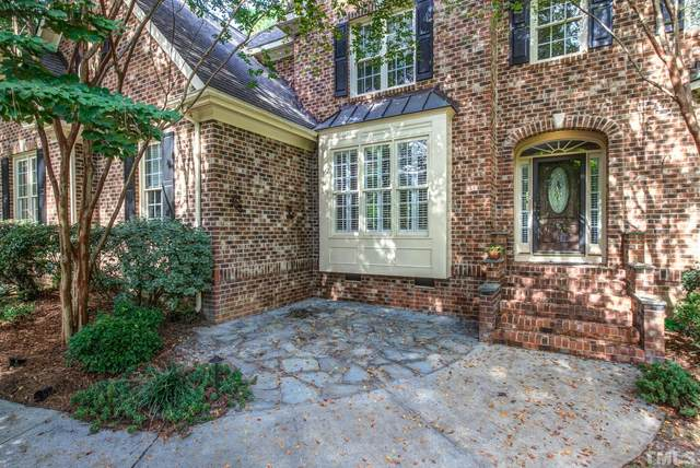 737 Loch Highlands Drive, Raleigh, NC 27606 (#2413181) :: Raleigh Cary Realty