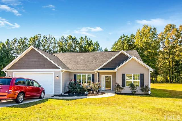 315 Keeneland Drive, Oxford, NC 27565 (#2413210) :: The Tammy Register Team