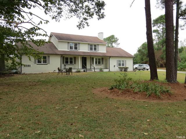 2845 Carson Gregory Road, Angier, NC 27501 (#2413293) :: Raleigh Cary Realty