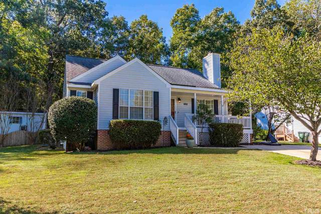 252 Steeple Road, Holly Springs, NC 27540 (#2413395) :: The Tammy Register Team