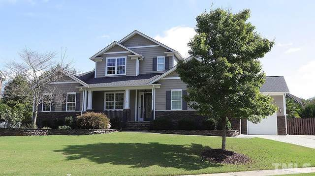 115 Vintage Hill Circle, Apex, NC 27539 (#2413428) :: The Blackwell Group