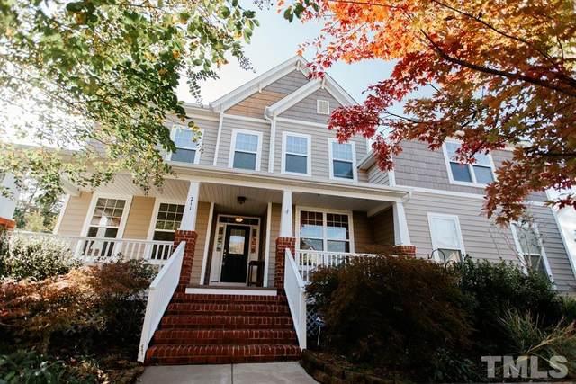 211 Rockywalk Court, Durham, NC 27713 (#2413604) :: Real Estate By Design