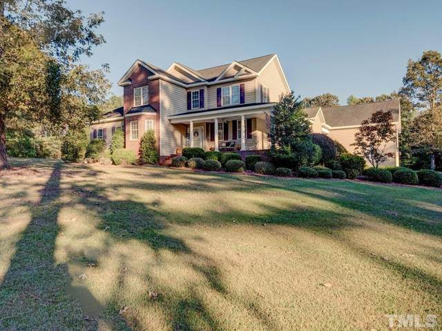123 Olivers Grove Road, Four Oaks, NC 27524 (#2413755) :: Triangle Top Choice Realty, LLC