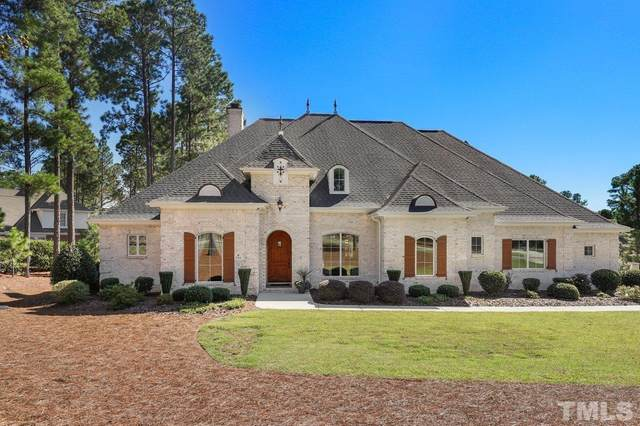 120 Eagle Point Lane, Southern Pines, NC 28387 (#2413930) :: The Helbert Team
