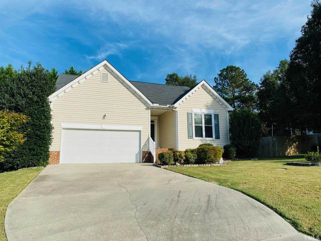 1102 Willowedge Court, Knightdale, NC 27545 (#2414121) :: The Tammy Register Team