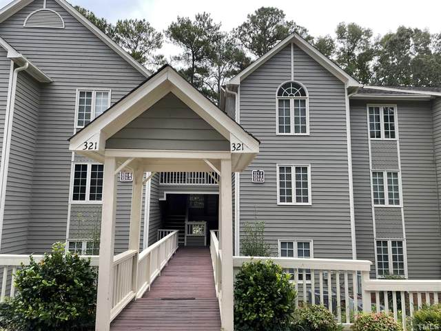 321 Glen Echo Lane J, Cary, NC 27518 (#2414415) :: Raleigh Cary Realty
