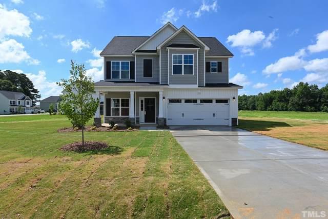 84 Jetstream Court, Smithfield, NC 27577 (#2414537) :: Real Estate By Design