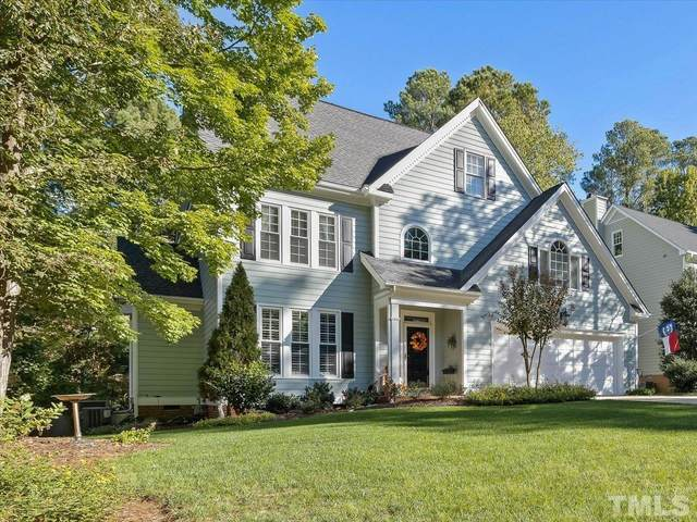 110 Bell Vista Drive, Cary, NC 27513 (MLS #2414547) :: The Oceanaire Realty
