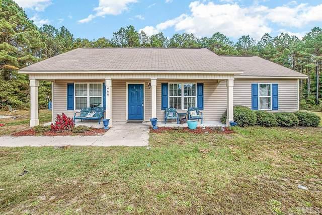 466 Barewood Drive, Four Oaks, NC 27524 (#2414724) :: Triangle Top Choice Realty, LLC