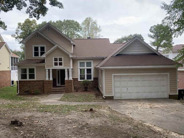 5001 Harbour Towne Drive, Raleigh, NC 27604 (#2414863) :: The Tammy Register Team