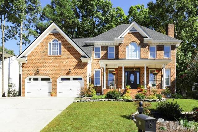 101 Grey Horse Drive, Cary, NC 27513 (#2415104) :: The Perry Group