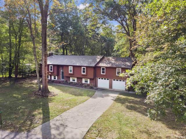 12804 Beech Wood Drive, Raleigh, NC 27614 (#2415221) :: Triangle Top Choice Realty, LLC