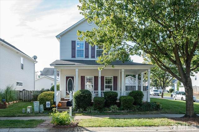 173 Fountain Springs Road, Holly Springs, NC 27540 (#2415240) :: Triangle Top Choice Realty, LLC