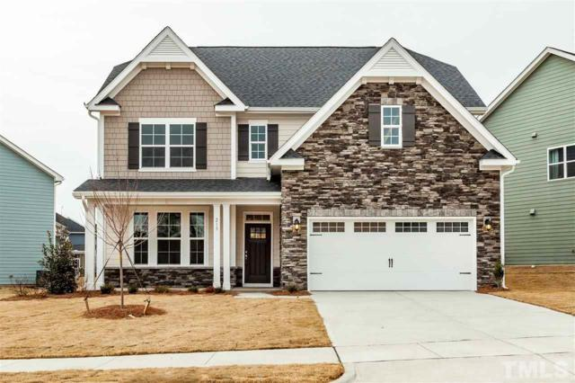 213 Mystwood Hollow Circle Lot 77, Holly Springs, NC 27540 (#2124996) :: The Jim Allen Group