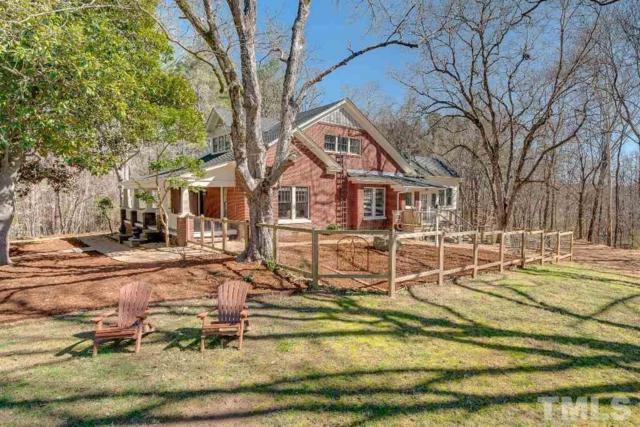 116 Old Pittsboro Road, Carrboro, NC 27510 (#2128193) :: Raleigh Cary Realty