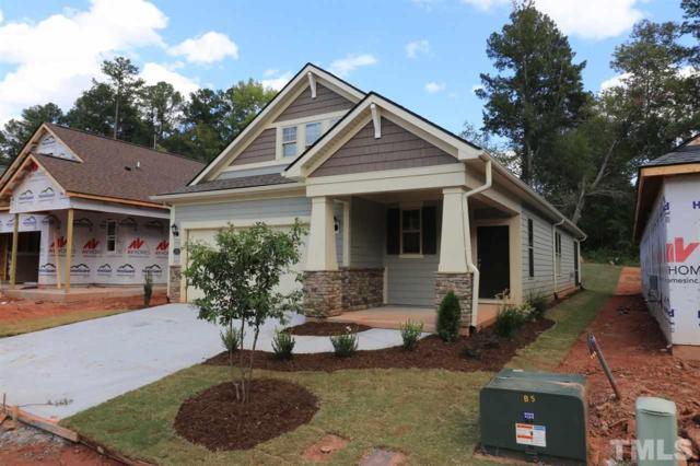 1023 Santiago Street Lot 256, Durham, NC 27703 (#2131473) :: Saye Triangle Realty