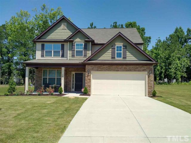 5432 Emerald Spring Drive, Knightdale, NC 27545 (#2133087) :: Raleigh Cary Realty