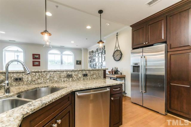 710 Independence Place #108, Raleigh, NC 27603 (#2141555) :: Raleigh Cary Realty