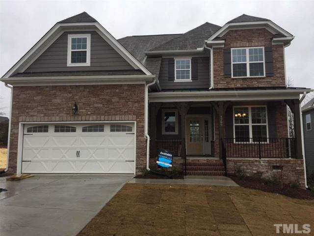 1709 Longmont Drive #142, Wake Forest, NC 27587 (#2144274) :: Raleigh Cary Realty