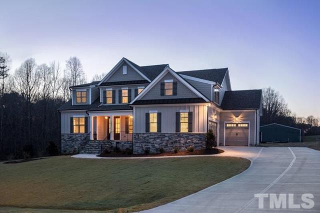 8821 Hexham Road, Wake Forest, NC 27587 (#2149634) :: The Abshure Realty Group