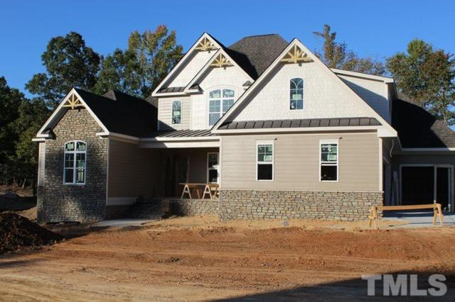 1401 Yardley Drive, Wake Forest, NC 27587 (#2149970) :: The Jim Allen Group