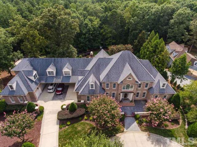 6709 Green Hollow Court, Wake Forest, NC 27587 (#2150075) :: The Jim Allen Group