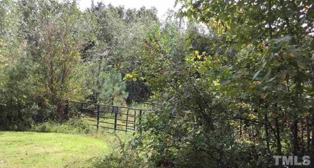 Lot 8 Whites Lane, Wendell, NC 27591 (#2150530) :: The Jim Allen Group