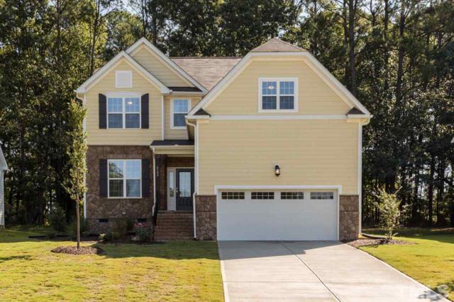 8140 Wheeler Woods Drive, Apex, NC 27539 (#2151100) :: The Jim Allen Group